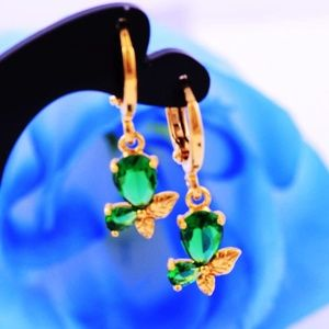 Jewelry - 14k Yellow Gold Filled Stud Earring